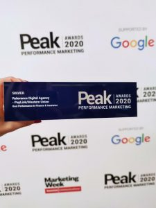 silver award paylink western union peak performance